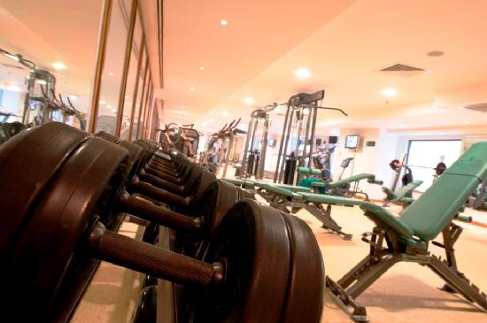 Le Meridien St. Julians: Le Meridien Fitness Center