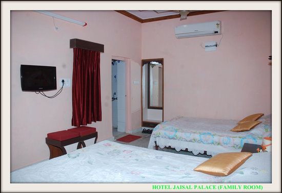 Hotel Jaisal Palace