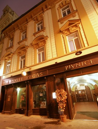 Hotel Pegas Brno