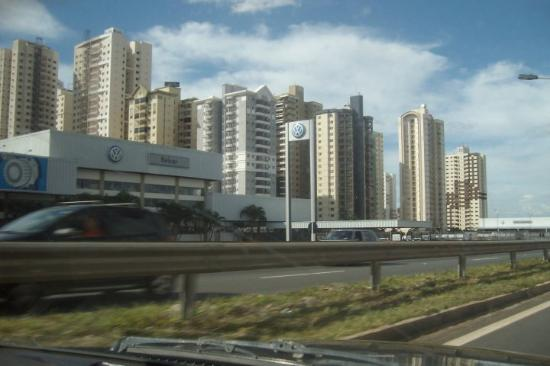 Goiania Skyline