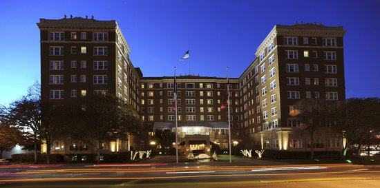 Warwick Melrose Hotel Dallas Photo