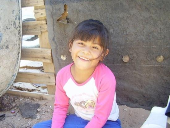 Ciudad Juarez, Mexico: Sarahy...love that smile!