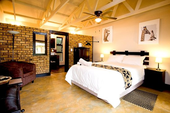Dreamfields Guesthouse: Double room