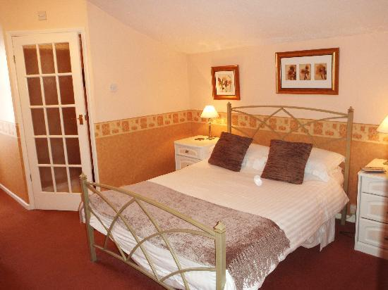 Combe Martin, UK: The Rose ensuite Room