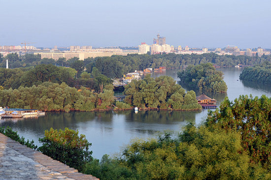 , : Kalemegdan view