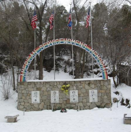 Grand Junction, CO: American ServiceWomen's Memorial in Collbran, Co