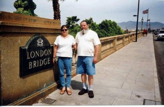 london bridge lake havasu arizona. London Bridge - Lake Havasu,
