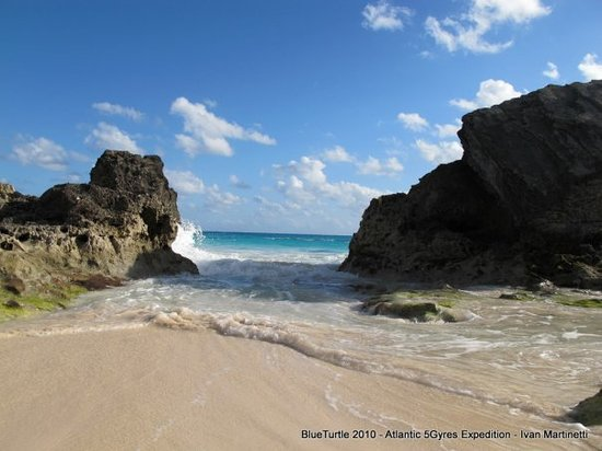 Bermuda - One of Warwick beaches