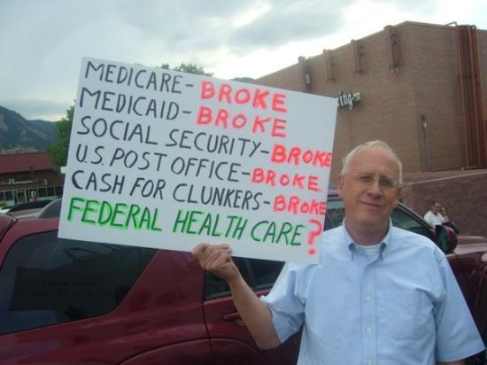 Benson, AZ: Anti-Health Care reform!  We're in America....give us our right to choose!