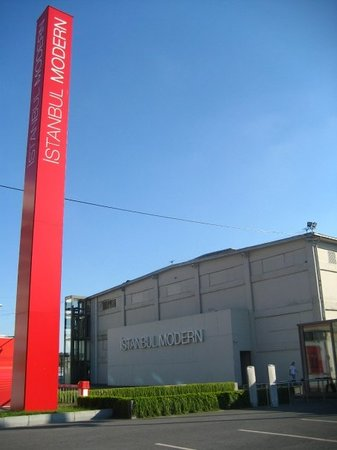 Istanbul Modern Museum