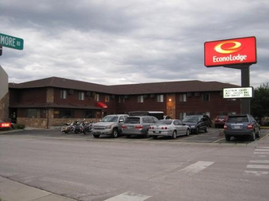 Снимок Econo Lodge Custer