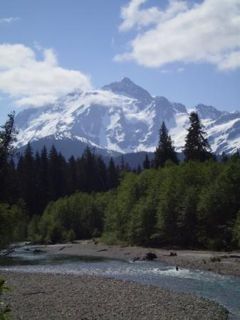 Bellingham, Etat de Washington : Mt. Shuksan