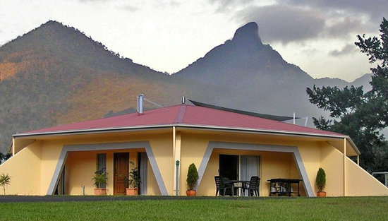 ‪A View of Mt Warning Bed and Breakfast‬