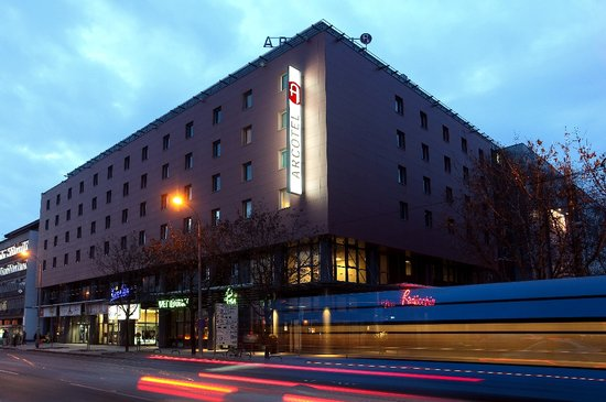 Arcotel Allegra Zagreb