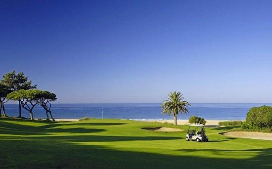 Vila Joya: Golf Course