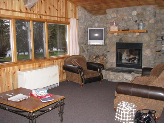 Gunflint Lodge: Our cabin
