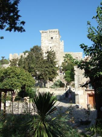 Porto commerciale di Bodrum,turchia. - Picture of Castle of St. Peter, Bodrum...