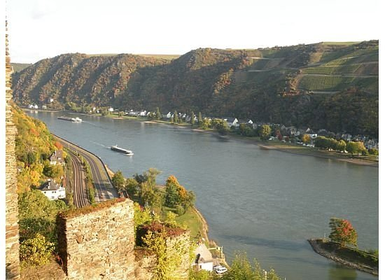 Sankt Goar, Germania: St.Goar,Germany
