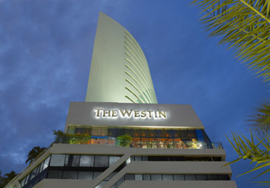 The Westin Grande Sukhumvit, Bangkok: Hotel Exterior