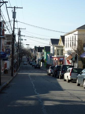 Downtown Stonington, CT