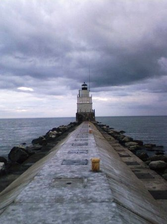 Manitowoc, Ουισκόνσιν: The Lighthouse