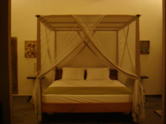 Villa Damai: my bedroom