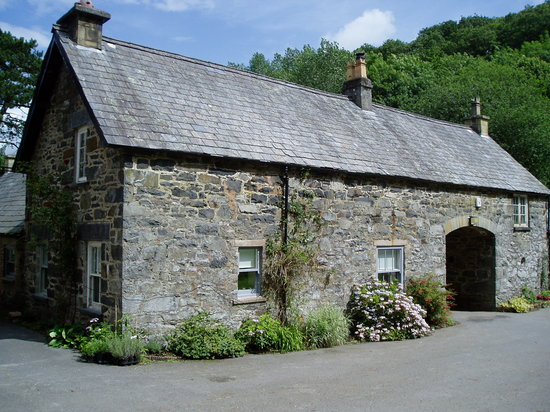 FFin y Parc Cottages: luxury two bed cottage
