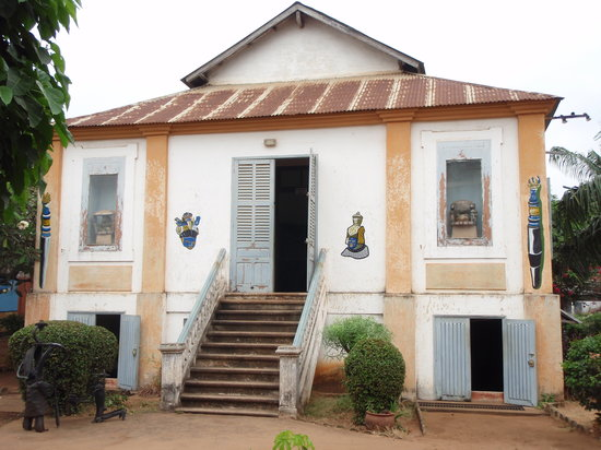 Porto-Novo bed and breakfasts