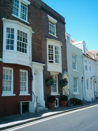Lombard House Bed &amp; Breakfast: Lombard Street