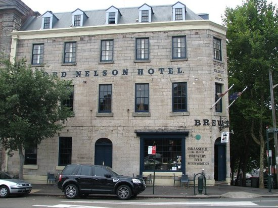 hotel lord nelson: