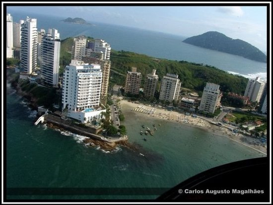 Guaruja, SP: Asturia's Beach!