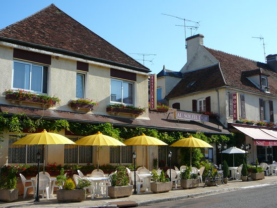 Hotel Au Soleil d'Or