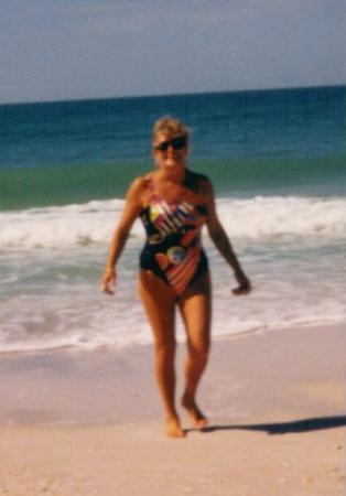 Anna Maria, FL: I had a shape once - 1995