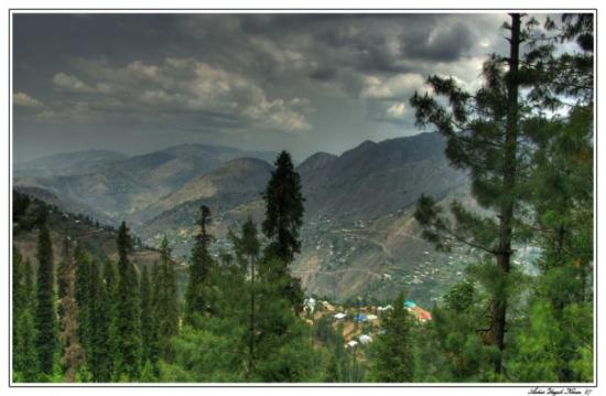 alojamientos bed and breakfasts en Nathia Gali 
