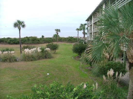 Lighthouse Point Beach Club: View of Part of Our Condo Building