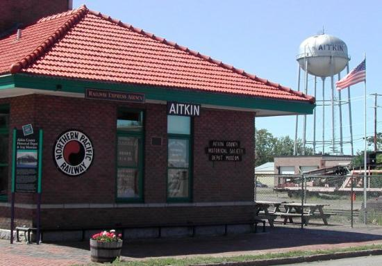 Aitkin Depot