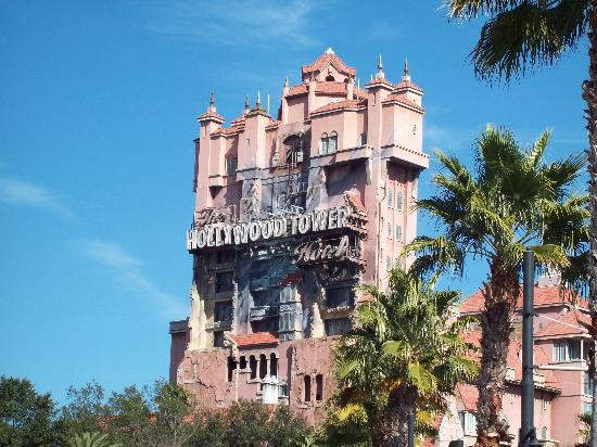 Hollywood tower hotel picture of disney s hollywood studios orlando