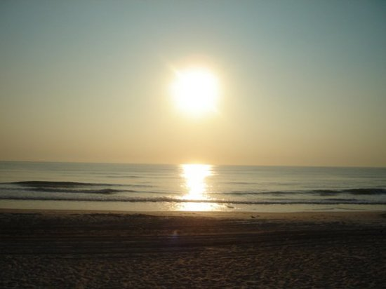 Daytona Beach, FL: Sunrise