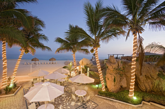 Marbella Suites en la Playa: Our beach