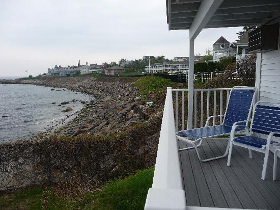 Maine Oceanfront Hotels Resorts
