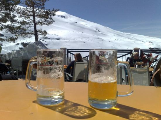 Sierra Nevada, Spain: Cheers