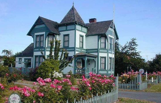 Compass Rose Bed and Breakfast : Compass Rose Inn - Finest Victorian in Coupeville