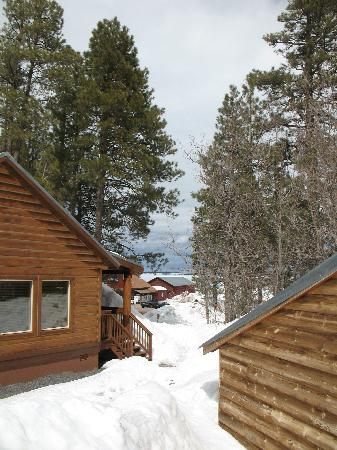 Mormon Lake Lodge: lodge