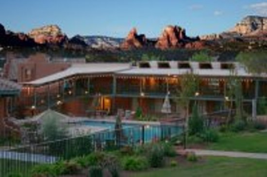 KIngs Ransom Sedona Hotel