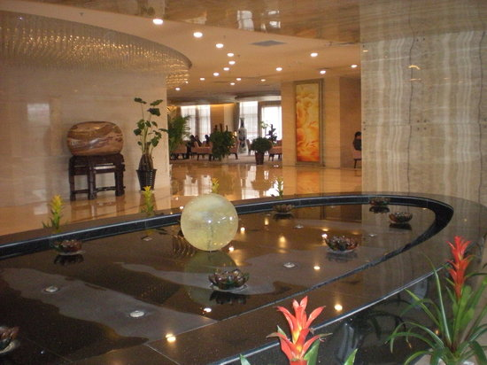 Yulong International Hotel: Lobby