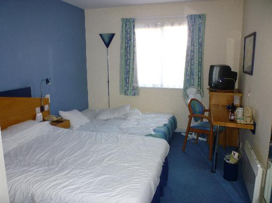 Holiday Inn Express Canterbury: Habitacin