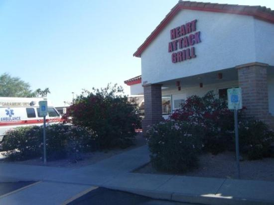 heart attack grill locations. Heart Attack Grill Restaurant