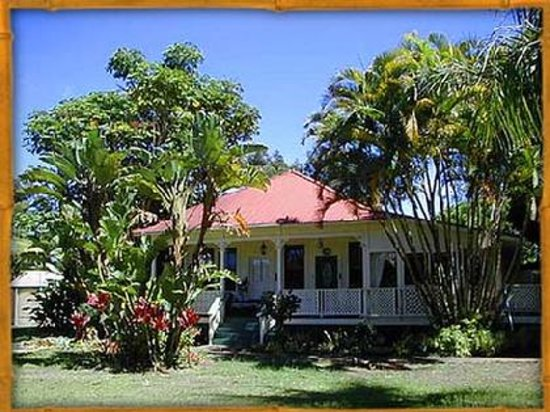 Haiku Plantation Inn: Maui Bed and Breakfast: Historic Doctor's Home and Estate
