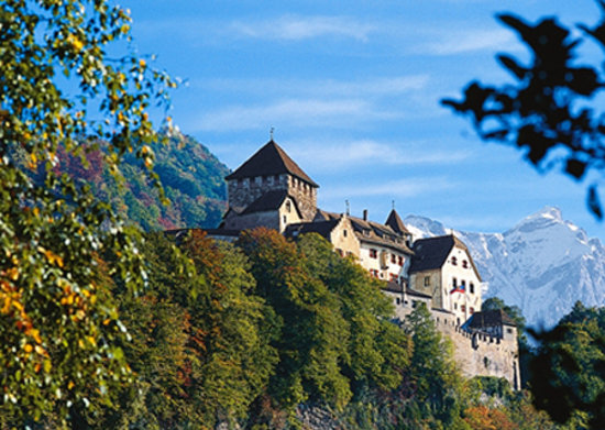Liechtenstein: Vaduz