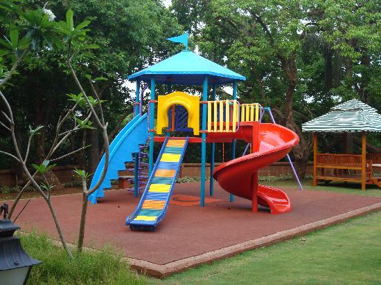 Play Area Picture Of Citrus Chambers Mahabaleshwar